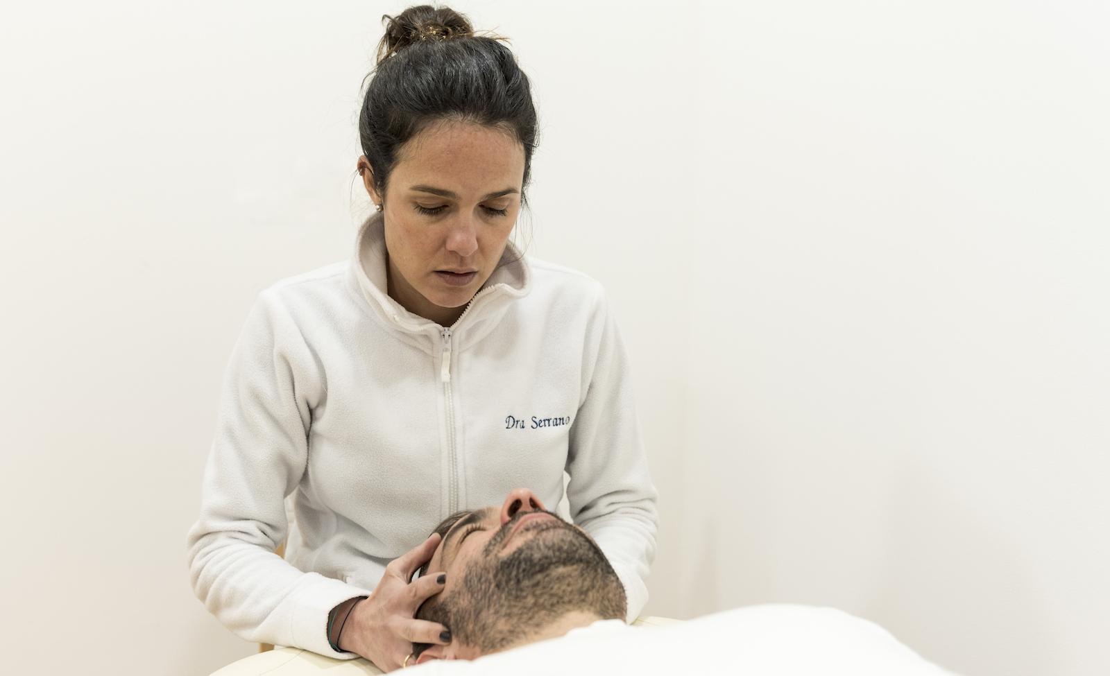 Osteopatía Craneal | Clínica Dental Dra. Carmen Serrano